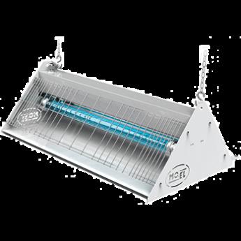M-397 Fehér Ragadó papíros HACCP rovarcsapda 2x40 Watt